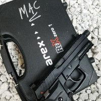 Arex Rex Zero 1T Tactical - Black (Signed by MAC)