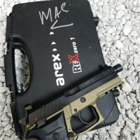 Arex Rex Zero 1T Tactical - FDE (Signed by MAC)