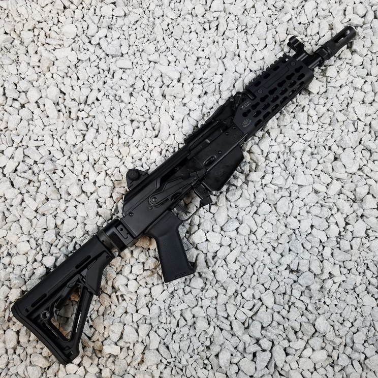 Krebs Custom ASSNECK SL2 SBR (Saiga Based)