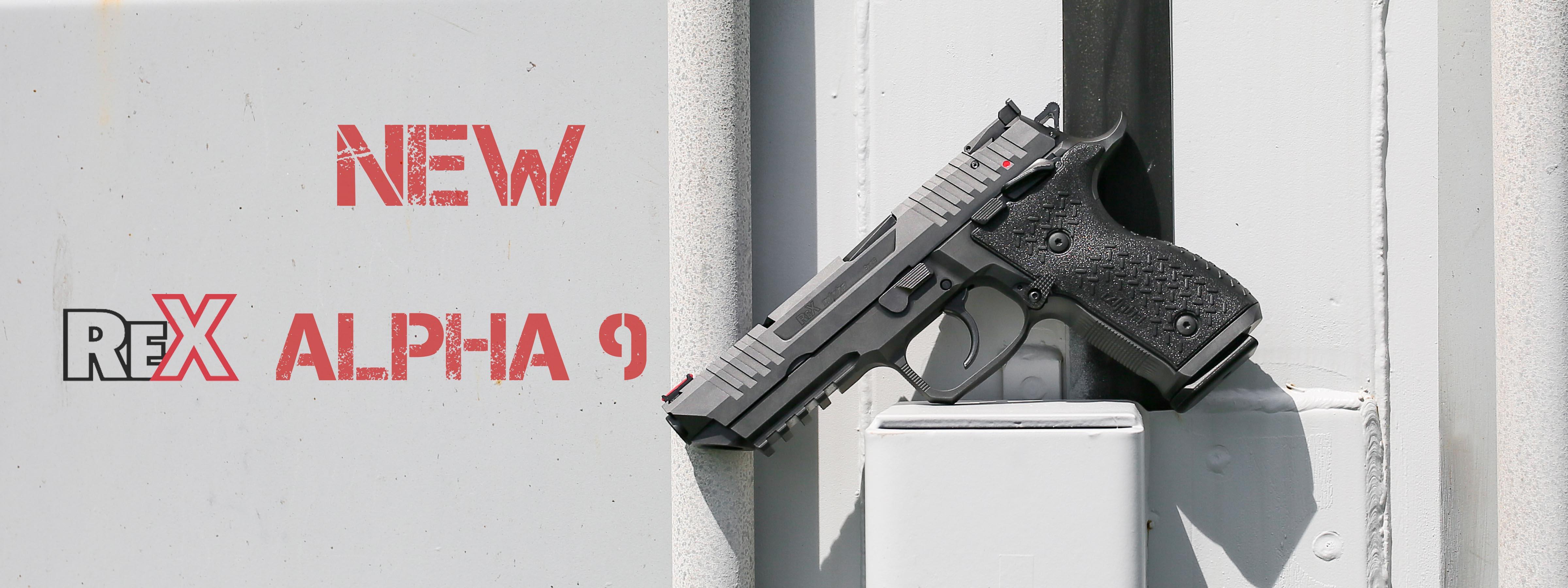 Rex Alpha 9