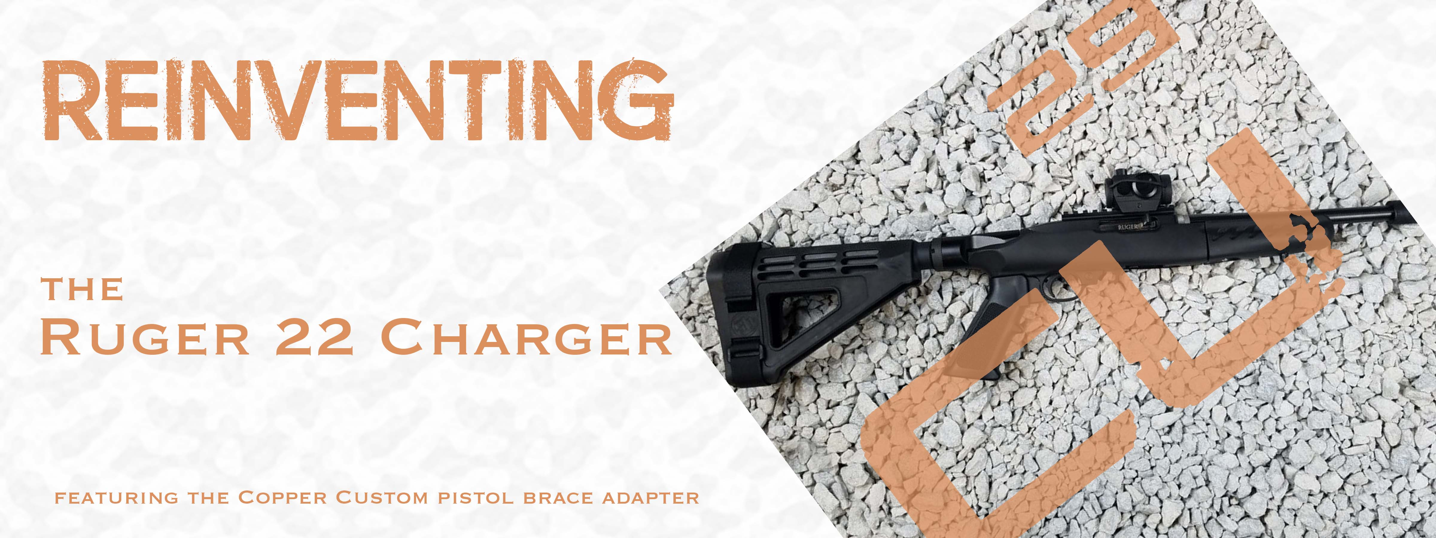 CC Ruger Charger Adapter