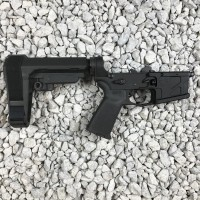 American Defense UIC Complete Lower Receiver - Pistol