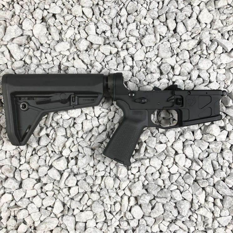 American Defense UIC Complete Lower Receiver - Rifle