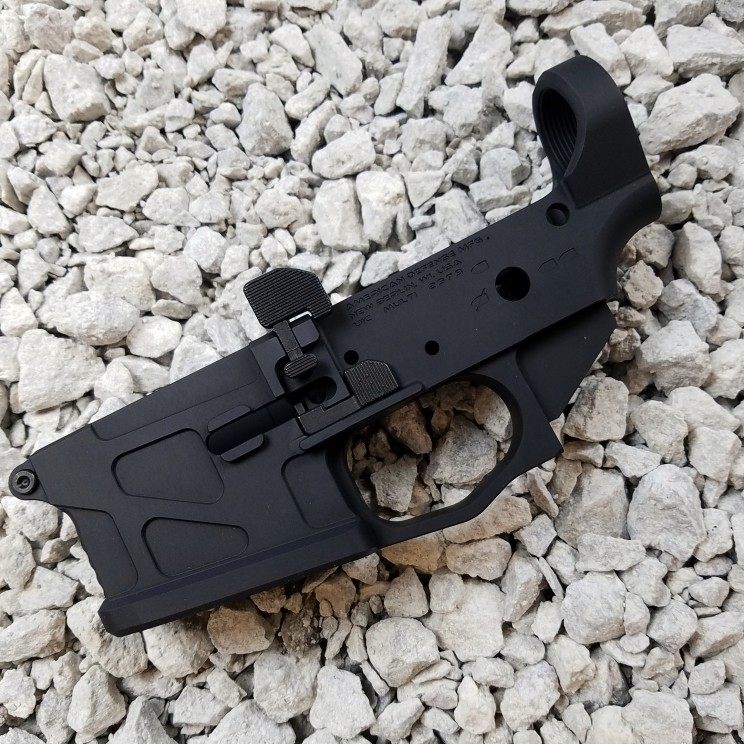 American Defense UIC Stripped Lower Receiver
