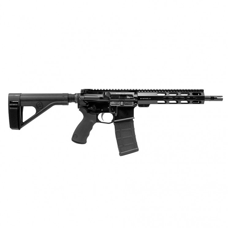BCI Defense Professional Series 300 Blackout Pistol