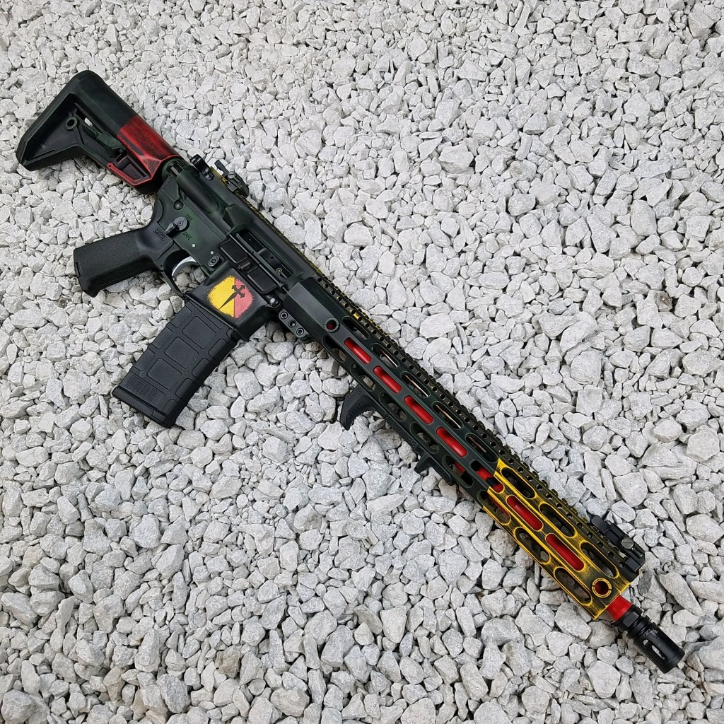 BCI Defense Pro Series Rifle - Military Arms Channel Edition