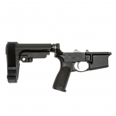 BCM Complete Pistol Lower with SBA3