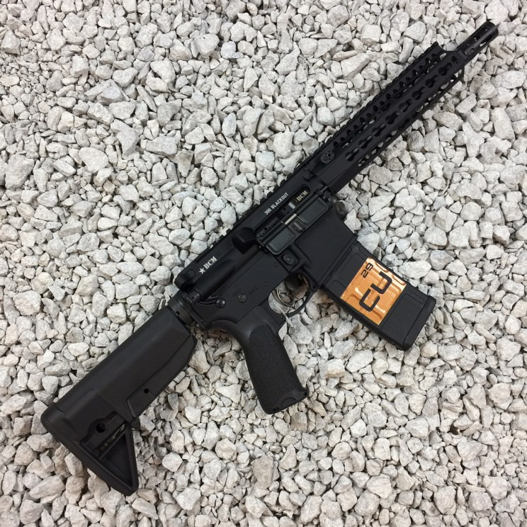 BCM CQB9 KMR-Alpha SBR (300 Blackout Short Barrel Rifle) (NFA)