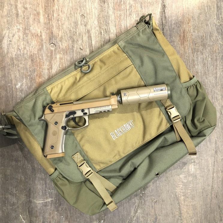 Beretta M9A3 + Blackhawk Bundle
