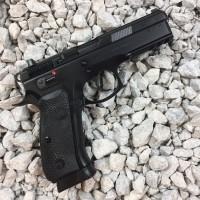 CZ 75 SP-01 Manual Safety