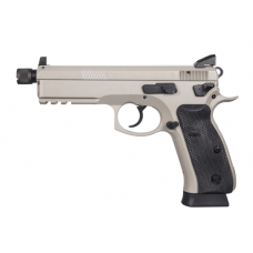 CZ 75 SP-01 Tactical Urban Gray Suppressor-Ready