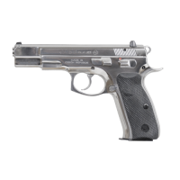 CZ 75 B High Polished Stainless