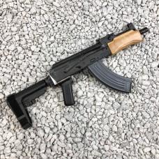 Century Arms Mini Draco with SBA3 brace