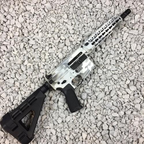 Ar Rifle Cerakote Copper Custom Armament