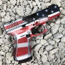 Custom Pistol Cerakote