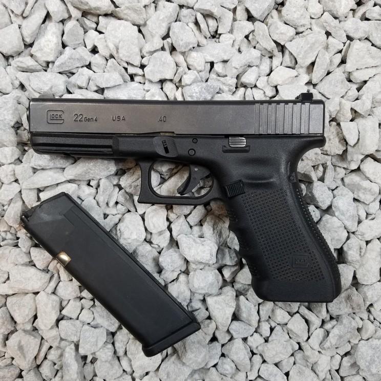 Glock 22 Gen4 (Police Agency Trade-in)