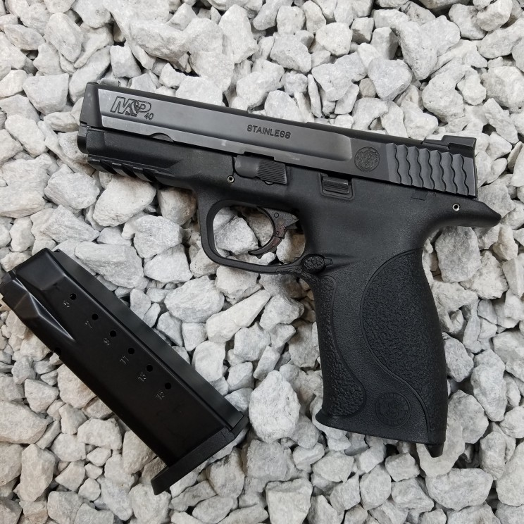 Smith & Wesson M&P 40 (Police Agency Trade-in)