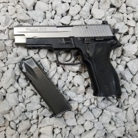 Sig Sauer P226 40 (Police Agency Trade-in)