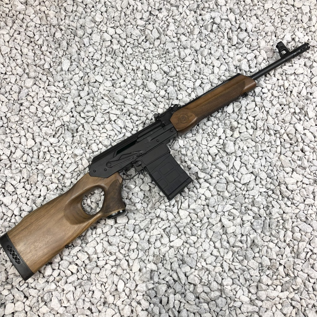 Definitive Arms  308 VEPR Magwell Rifles - Copper Custom
