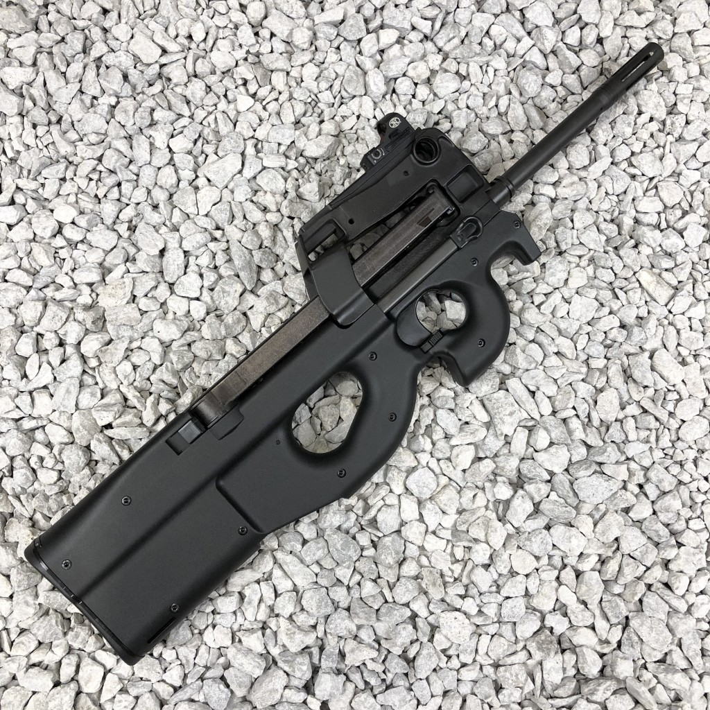 Fn Ps90 With Optic Copper Custom Armament