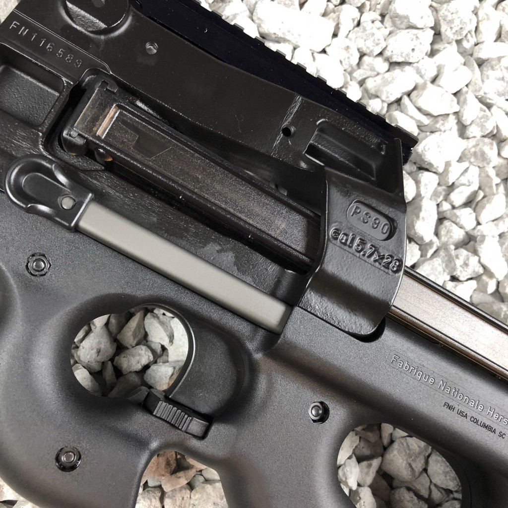 Fn Ps90 Copper Custom Armament