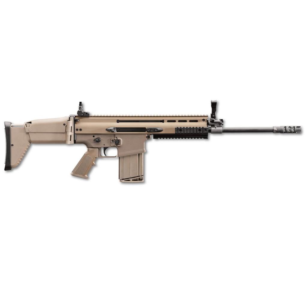 fn scar 17s copper custom armament