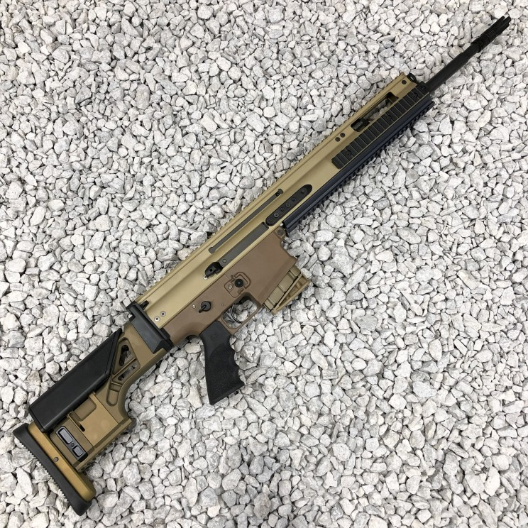 FN SCAR 20S - Copper Custom Armament