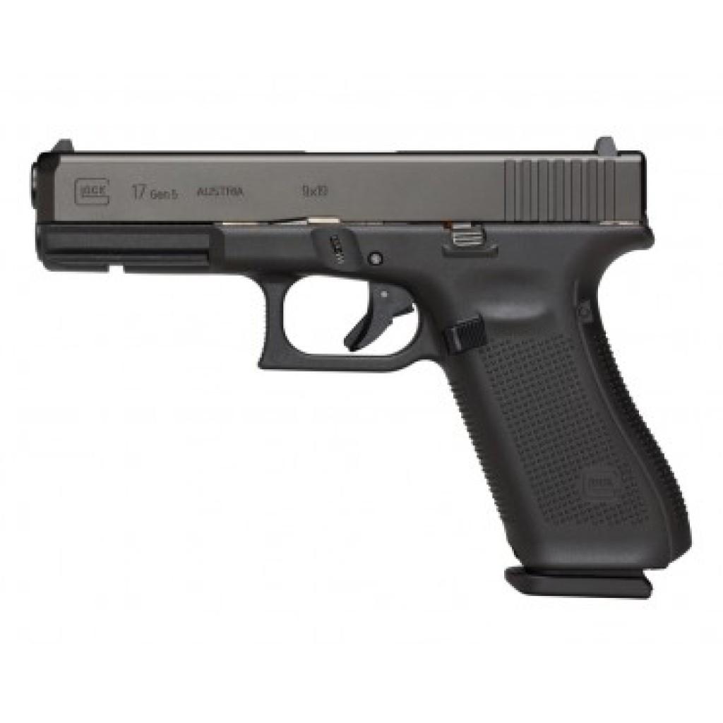 Glock 17 Gen5 Copper Custom Armament