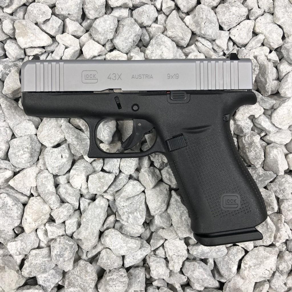 Glock 43X- Copper Custom Armament