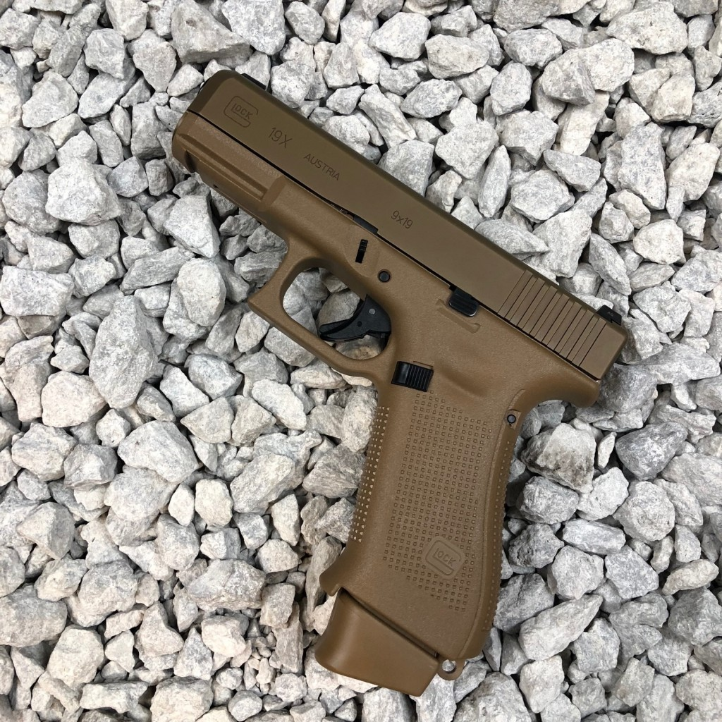 Glock 19X - Copper Custom Armament