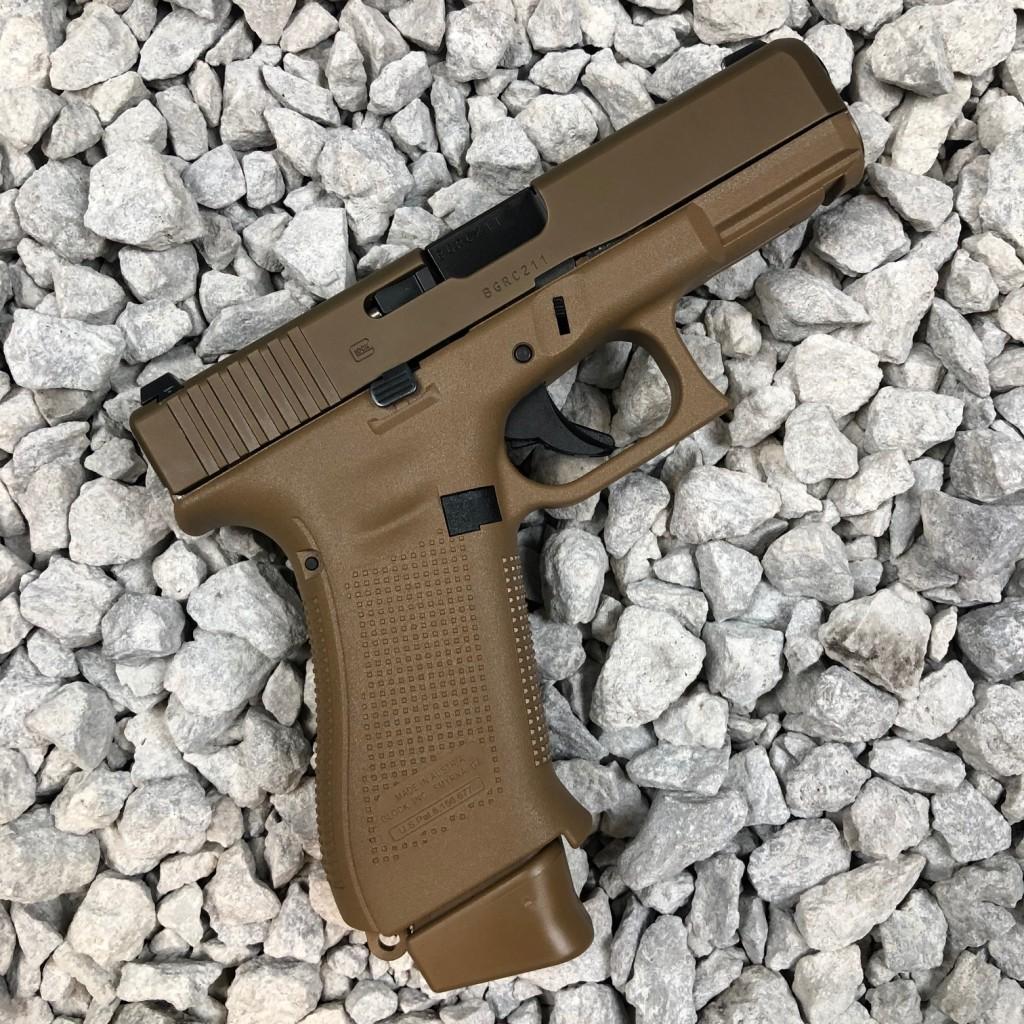 Glock 19X - Copper Custom Armament