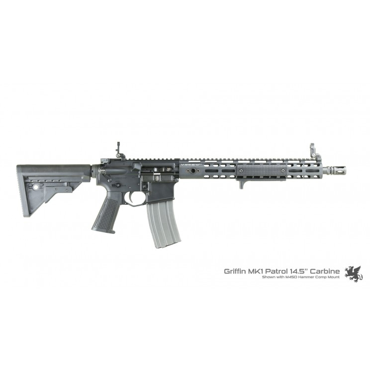 "Griffin 14.5"" Pinned MK1 Patrol Carbine"