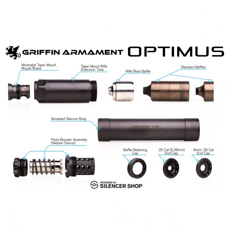 Griffin Armament Optimus