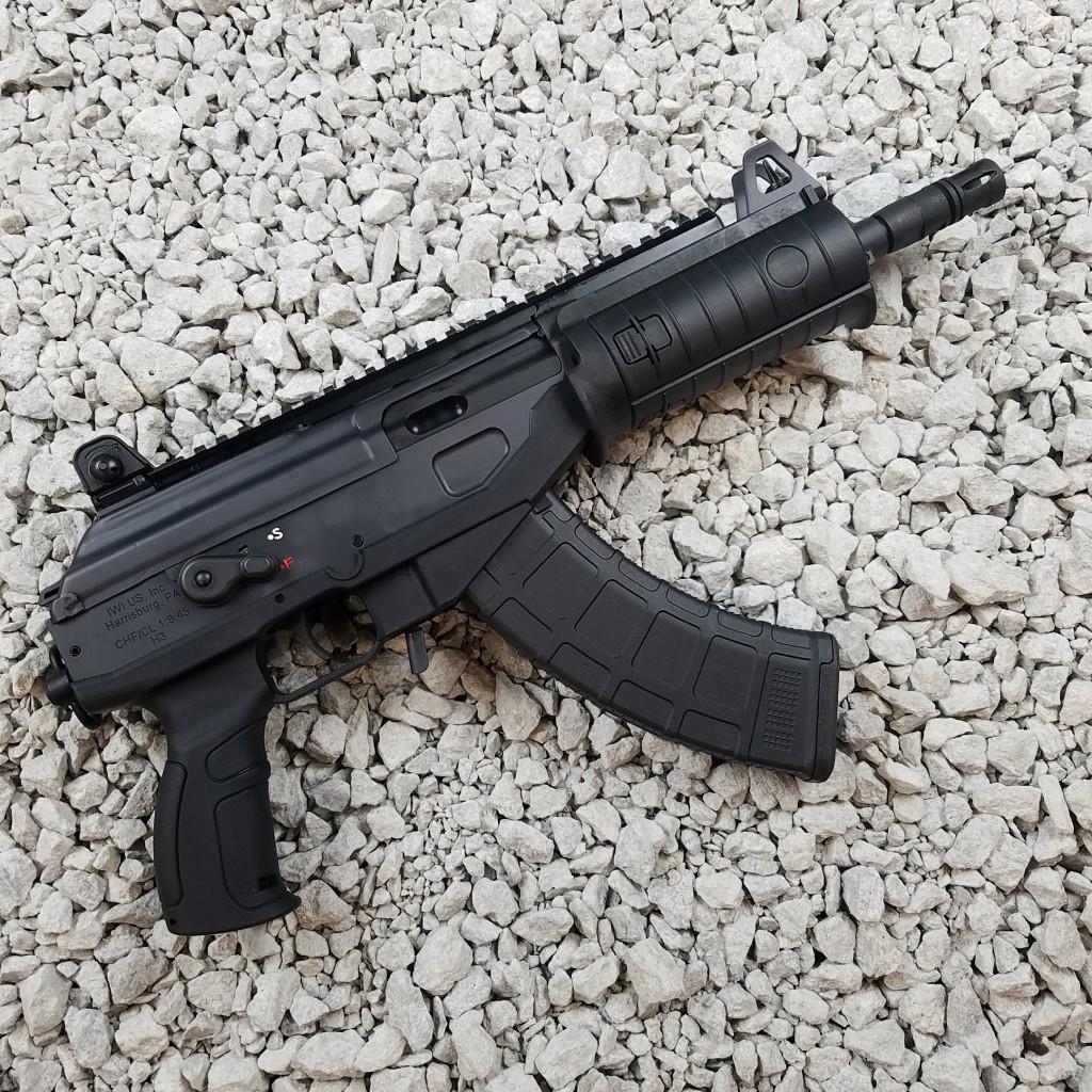 IWI Galil Ace Pistol - Copper Custom Armament