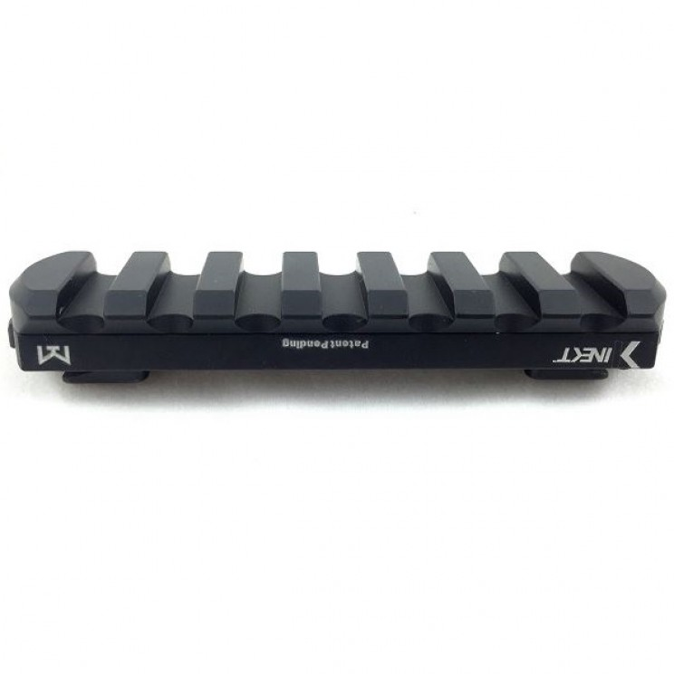 Kinetic Dev Group Kinect M-LOK 7 Slot (Dual M-LOK Slot) Mount