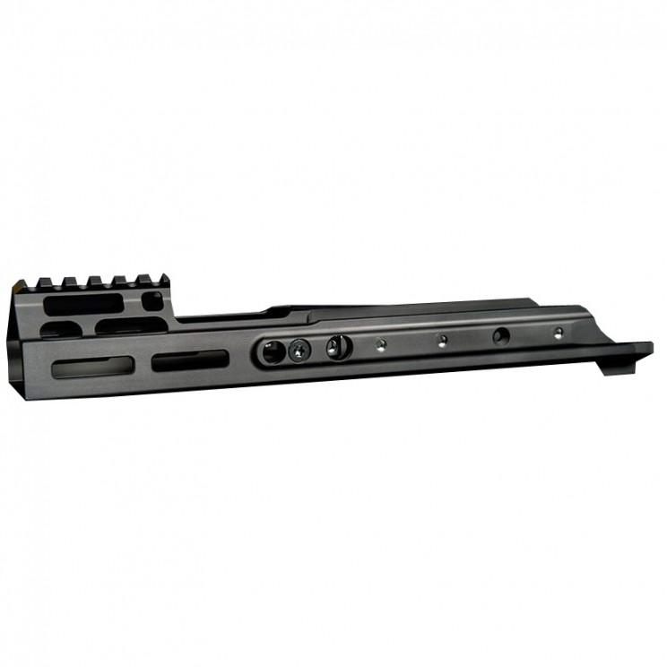 "Kinetic Dev Group SCAR MREX M-LOK 4.9"" Handguard"