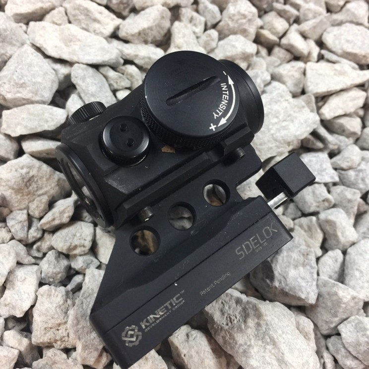 Kinetic Dev Group SIDELOK Micro Mount Lower 1/3