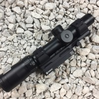 Kinetic Dev Group SIDELOK Modular Optic Mount - 1""