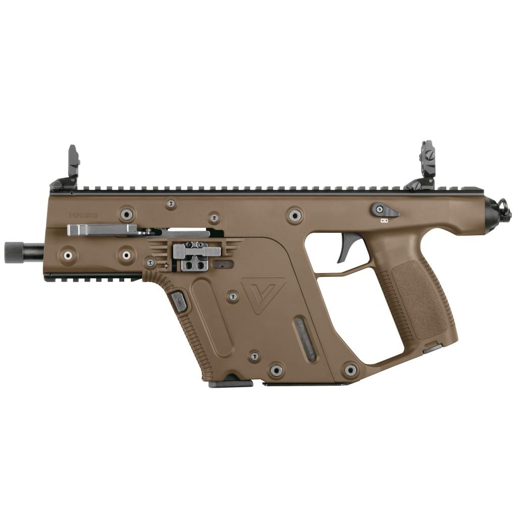 kriss vector gen ii sdp 10mm copper custom armament rh coppercustom com MTAR Assault Rifle HK416 Assault Rifle