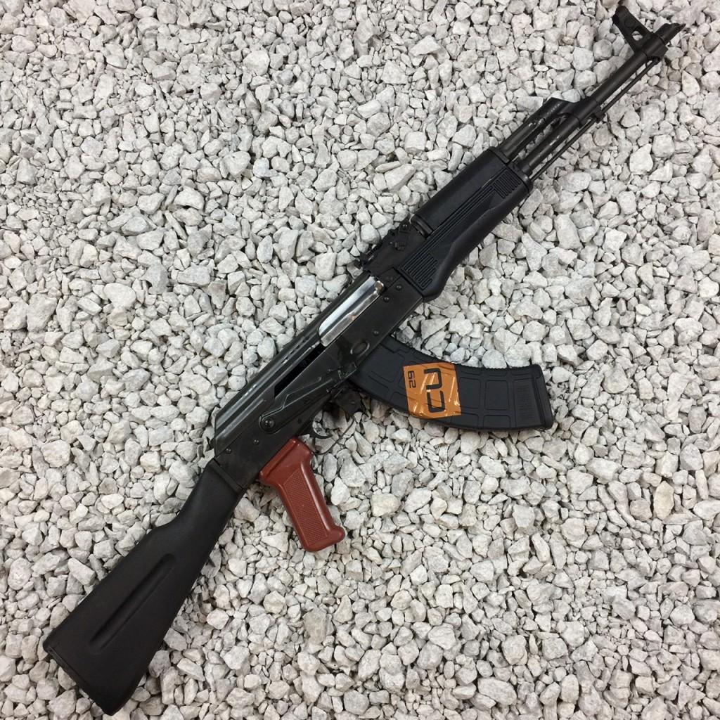 Lee Armory Wbp Polish Premium Ak 47 Synthetic Copper Custom Armament