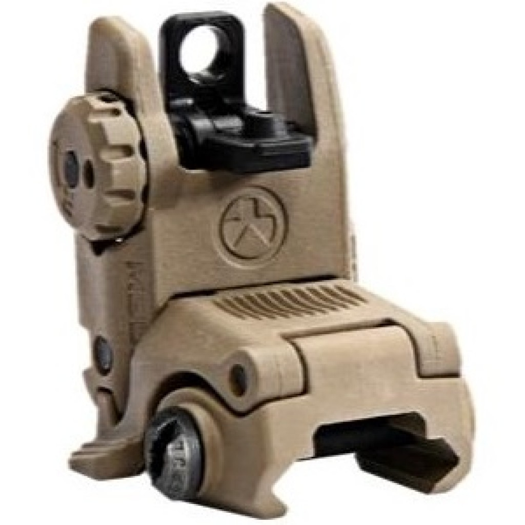 Why I like Magpul's cheap backup sights for AR-15's ...