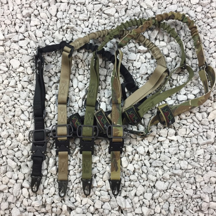 Savvy Sniper Slings - HK Hook with Cobra Buckle