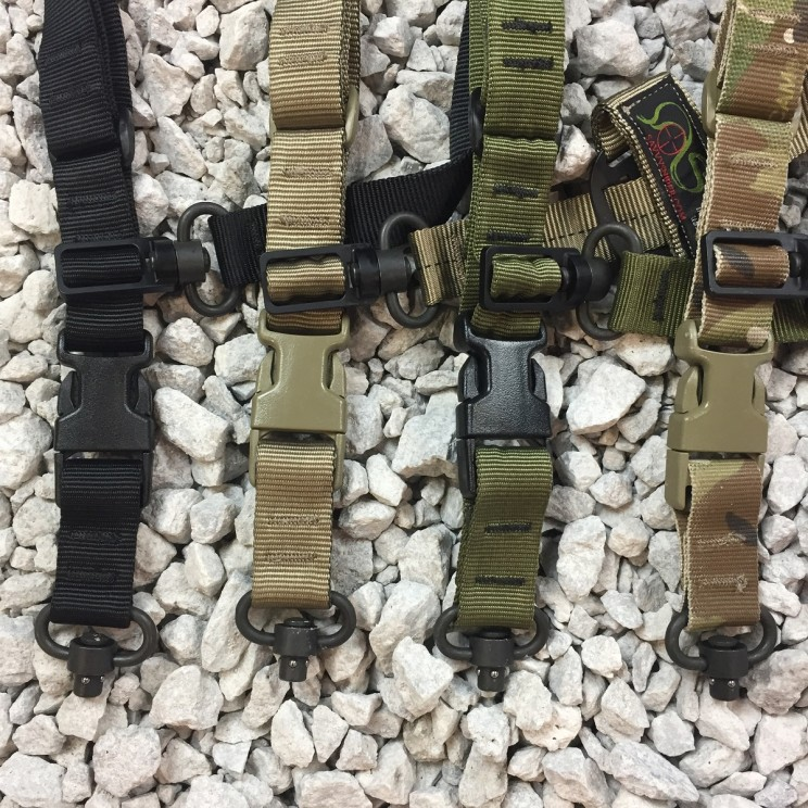 Savvy Sniper Slings - QD with Fastex Buckle