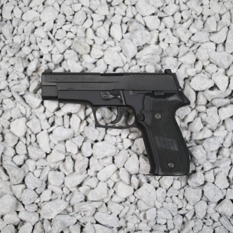 Sig Sauer P226 9mm Police Trade In - German Frame