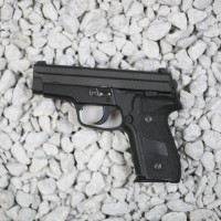 Sig Sauer P229 9mm Police Trade In - German Frame