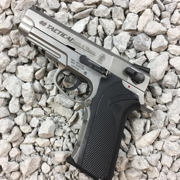 Smith & Wesson 4006 TSW (CHP Trade-In) (PRE-ORDER)