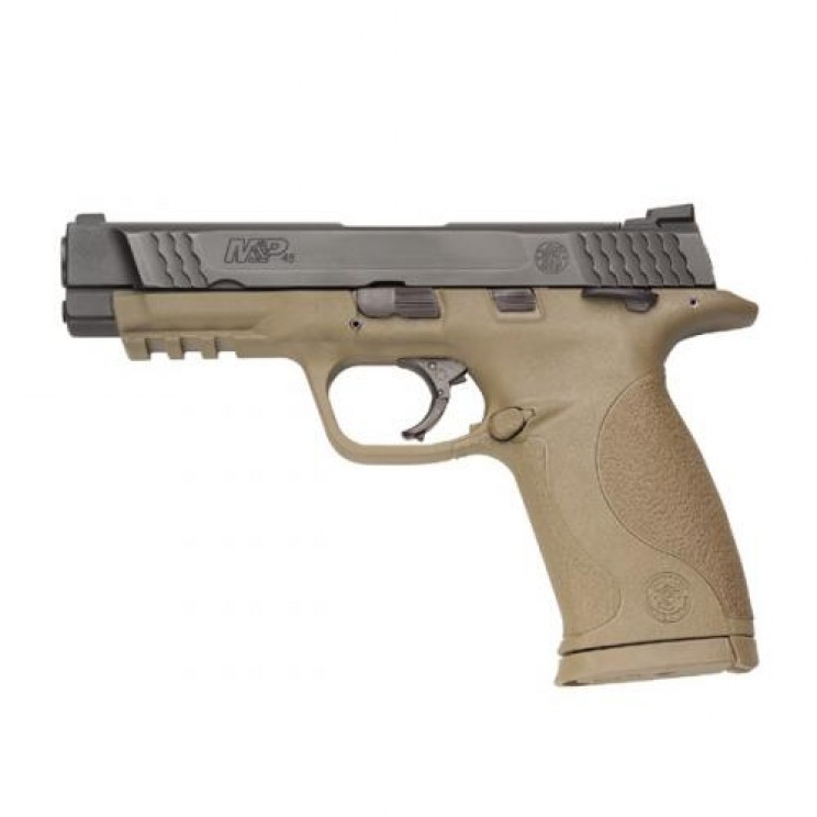 Smith & Wesson M&P 45 Flat Dark Earth Thumb Safety