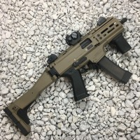 Franklin Armory BFSIII CZ-C1 - Copper Custom Armament