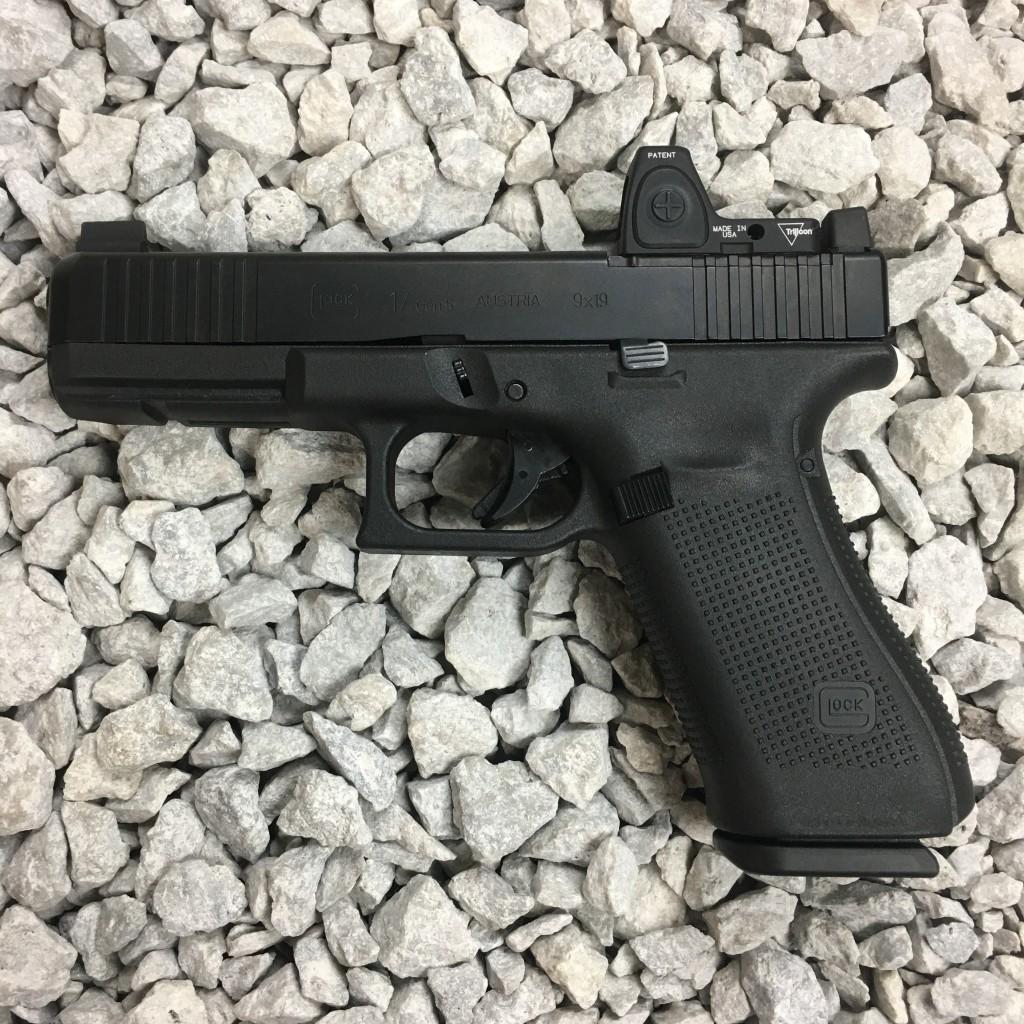 Glock 17 Gen5 MOS w/ RMR - Used - Copper Custom Armament
