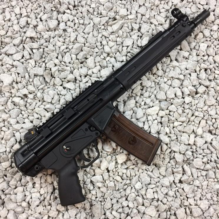 Zenith MKE Z-43P Pistol